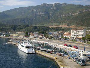 AgiosKonstantinosPort