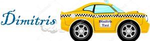 Dimitris Taxi Logo